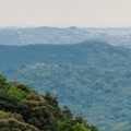 Photos: 弥勒山の登山道にある休憩所から見た景色 - 6:東谷山
