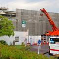 Photos: 桃花台線の桃花台東駅解体撤去工事(2020年5月6日) - 6