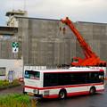 Photos: 桃花台線の桃花台東駅解体撤去工事(2020年5月6日) - 8