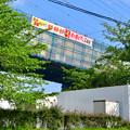 Photos: 桃花台線解体撤去工事(2020年5月8日):国道155号立体交差手前の高架の撤去工事が始まる - 3