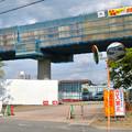 Photos: 桃花台線解体撤去工事(2020年5月8日):国道155号立体交差手前の高架の撤去工事が始まる - 10