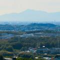 Photos: 西高森山展望台から見た景色 - 4:伊吹山