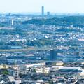 Photos: 西高森山展望台から見た景色 - 17:東山スカイタワー