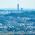 Photos: 西高森山展望台から見た景色 - 18:東山スカイタワー