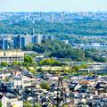 Photos: 西高森山展望台から見た景色 - 22:高蔵寺ニュータウン