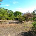 Photos: 西高森山登山道にある開けた場所 - 3