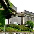 解体工事中の桃花台線桃花台東駅(2020年5月16日) - 1