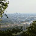 Photos: 本宮山頂上から見える景色 - 4:名駅ビル群