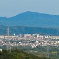 Photos: 本宮山頂上から見える景色 - 11:たぶん猿投山