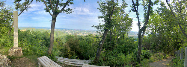 本宮山頂上から見える景色 - 15:パノラマ