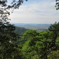 本宮山頂上手前の展望スペースから見た景色 - 1