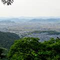 本宮山頂上手前の展望スペースから見た景色 - 10:犬山市北部・各務原方面