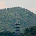 Photos: 本宮山頂上手前の雨宮社から見た景色 - 24:弥勒山の展望台