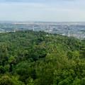 Photos: 本宮山頂上手前の雨宮社から見た景色 - 35:パノラマ