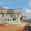 Photos: 骨組みだけになっていた解体工事中の桃花台線桃花台東駅(2020年5月23日) - 5
