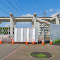 Photos: 骨組みだけになっていた解体工事中の桃花台線桃花台東駅(2020年5月23日) - 11