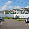 Photos: 骨組みだけになっていた解体工事中の桃花台線桃花台東駅(2020年5月23日) - 12