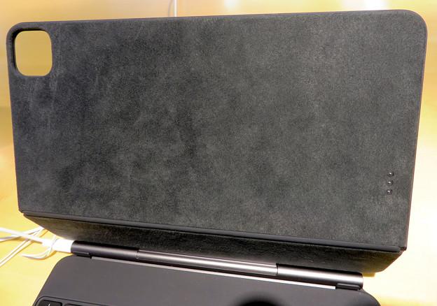 iPad Pro用Magic Keyboardの装着面