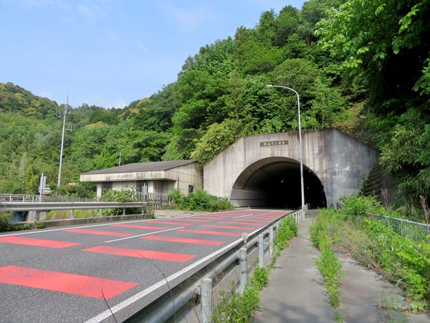 国道19号の北山トンネル - 1