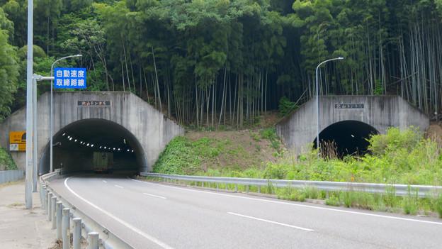 国道19号の北山トンネル - 4