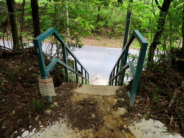 東海自然歩道春日井コースの内津峠側入り口 - 5