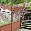 Photos: 内津峠近くにある東海自然歩道の螺旋階段 - 5