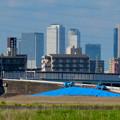 Photos: 新川沿いから見た名駅ビル群 - 2