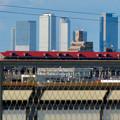 Photos: 庄内新川橋から見た名駅ビル群