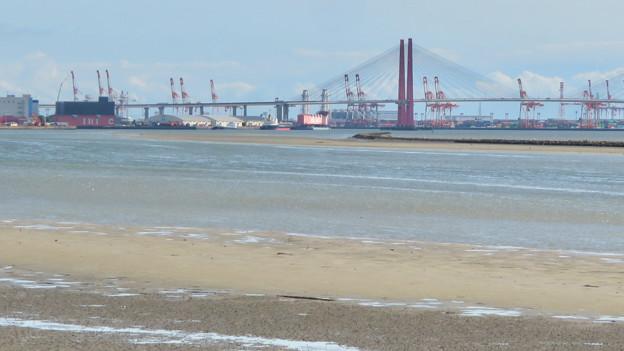 藤前干潟 - 60:名港西大橋