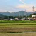 Photos: 春日井市廻間町から見た春日井三山 - 2