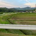 Photos: 春日井市廻間町から見た春日井三山 - 3
