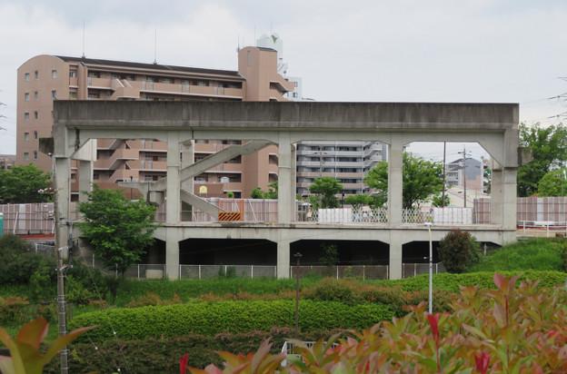 Photos: 桃花台線の桃花台東駅解体撤去工事(2020年5月31日) - 1