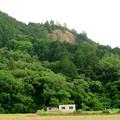 Photos: 北側から見た本宮山 - 4:崖の部分