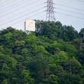 Photos: 山の上にある反射板 - 2