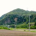南側から見た尾張富士