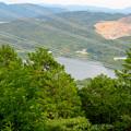 Photos: 尾張富士山頂から見た景色 - 10:入鹿池