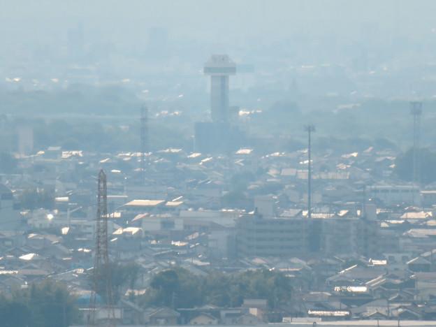尾張富士中伏から見た景色 - 4:すいとぴあ江南