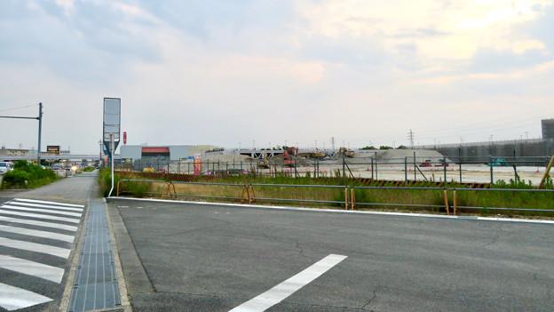 旧ザ・モール春日井跡地(2020年6月6日) - 1