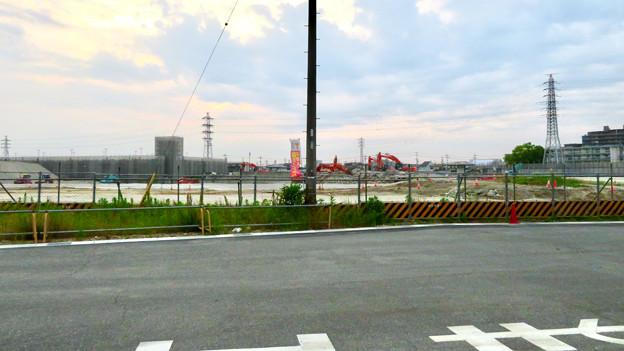 旧ザ・モール春日井跡地(2020年6月6日) - 2