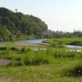 庄内川沿いから見た名駅ビル群 - 1