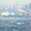 Photos: 西高森山の山頂から見た景色 - 12ナゴヤドームと庄内川大橋