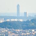 Photos: 西高森山の山頂から見た景色 - 14:東山スカイタワー