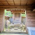Photos: 尾張白山社の本殿内部