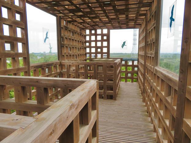 海上の森 - 31:物見の丘(展望台)の展望階