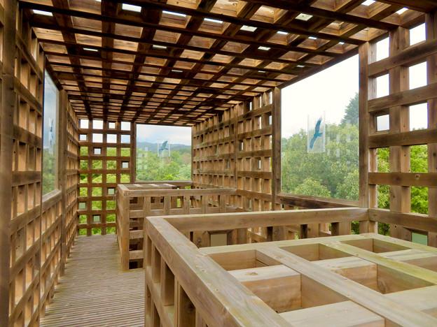 海上の森 - 40:物見の丘(展望台)の展望階
