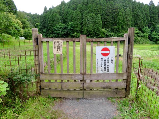 海上の森 - 96:里山サテライト前(弘法堂)4番の出入り口