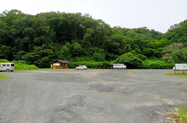 海上の森 - 119:1番入り口駐車スペース