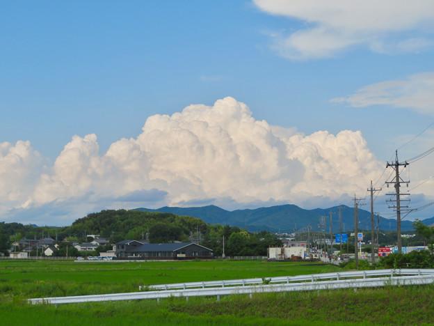 夏らしい雲(2020年6月) - 3
