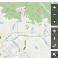 Photos: 細かい川の名前も表示される「OpenStreetMap」- 1