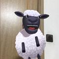 ARでパペット人形が楽しめる「YoPuppet」- 4:ヒツジ